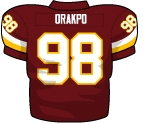Brian Orakpo's Avatar